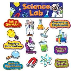 9 Pack CREATIVE TEACHING PRESS SCIENCE LAB MINI BB SET GR