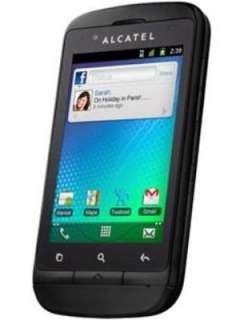 ALCATEL ONE TOUCH 918D GPS TOUCH DUAL SIM RADIO ANDROID NEU OVP BLACK