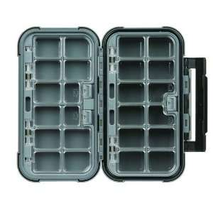 Flambeau Blue Ribbon Large Fly Box with Twenty   Four Compartments