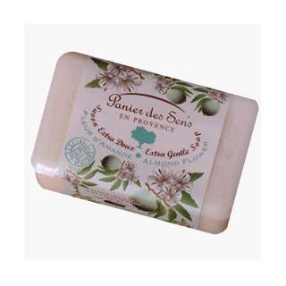 Panier des Sens Almond Flower Shea Butter Soap Beauty