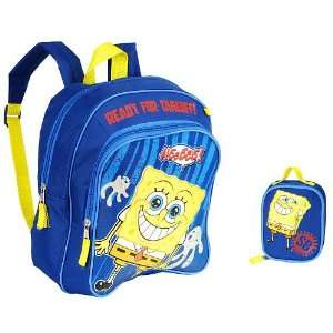 Mini Backpack   Spongebob   Squarepants Toys & Games