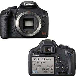Canon Cameras, EOS Rebel T1i Kit (Catalog Category Cameras