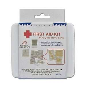 Mini First Aid Kit Case Pack 72
