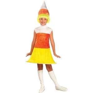 Lets Party By Rubies Costumes Fruity Licious Candi Korn Child Costume