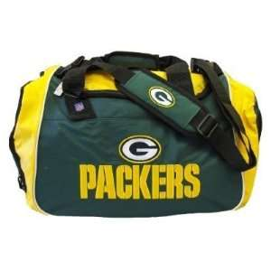 Green Bay Packers Equipment Bag   NFL Football Sports