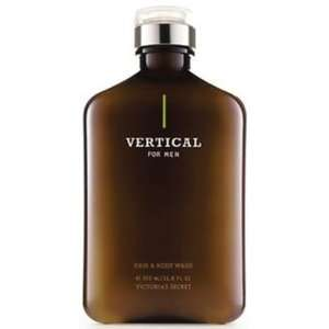 Secret Vertical For Men Hair and Body Wash 11.8 fl oz (350 ml) Beauty