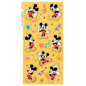 Hallmark Disney Mickey Mouse 4 Sheets Stickers Toys