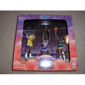 NBA Centers of the NBA Starting Lineup Collectors Edition Figures
