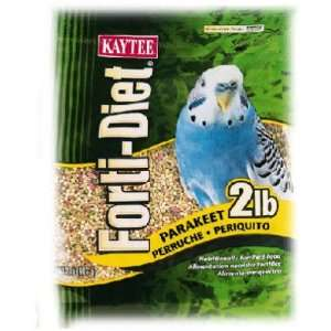 Kaytee Pet 2Lb Parakeet Food 100032140 Bird Food/Treat