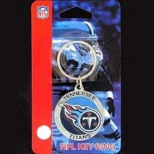 NFL Helmet Key Ring   Tennessee Titans