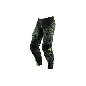 Fox Racing Platinum Vamplifier Pants   28/Black/Green