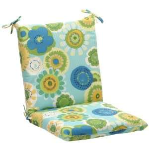 36.5 Eco Friendly Recycled Square Outdoor Chair Cushion