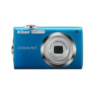 Blue Digital Camera Case Bag Cover Pouch for Nikon CoolPix