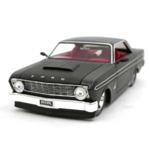 1964 Ford Falcon diecast model car 124 scale die cast by Jada Toys