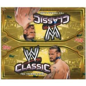 WWE Topps 2011 Classics Trading Cards (Pack of 24) Sports