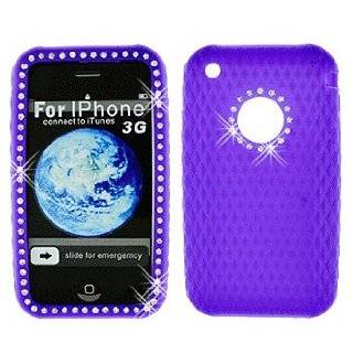 Soft Silicone Skin Gel Cover Case for Apple Iphone 3g 3gs Electronics
