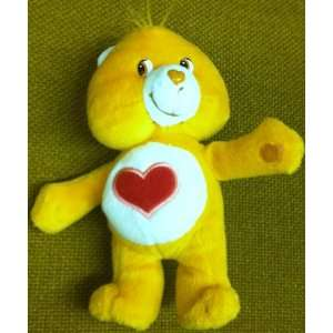 Care Bears Tender Heart Bear 6 Plush Doll Toy Toys