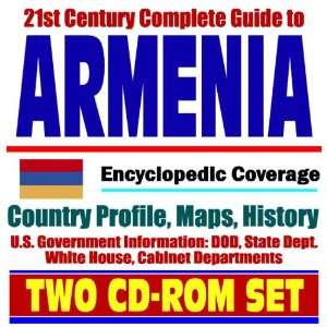 21st Century Complete Guide to Armenia Encyclopedic