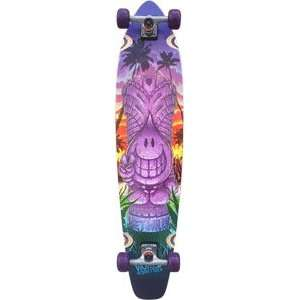 World Industries Tiki Willy Lb Complete Skateboard   9