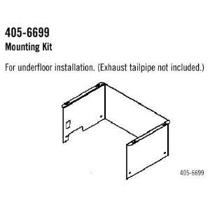 Under Floor Mounting Kit for Marquis Gold Electronics