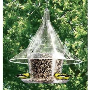 Mandarin Sky Café Bird Feeder, Squirrel proof, Large