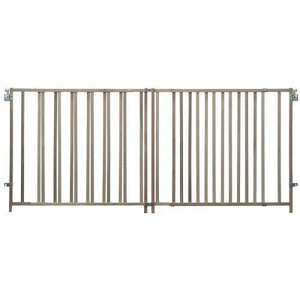 North States Extra Wide Wood Swing Gate Health & Safety