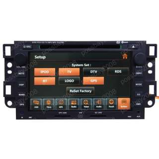 CHEVROLET EPICA Car GPS Navigation System DVD Player
