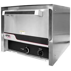 18 Electric Two Deck Countertop Pizza / Deck Oven